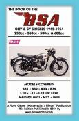 Book of the BSA Ohv & Sv Singles 1945-1954 250cc - 350cc - 500cc & 600cc