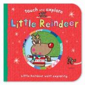 Little Reindeer. Illustrated by Katie Saunders