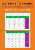 Gateway to Arabic Verb Conjugation Flashcards