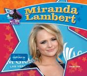 Miranda Lambert (Big Buddy Books