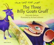 The Three Billy Goats Gruff in Arabic and English