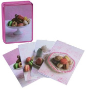 Macarons Tinned Notecards