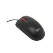 2 Button Optical Wheel Mouse USB Black