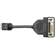HP Genuine DisplayPort To DVI-D Adapter Converts the DisplayPort connector on a HP Compaq Business