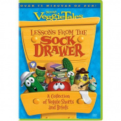 Veggie Tales Lessons From the Sock Drawer DVD