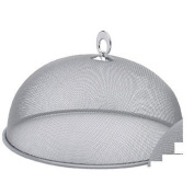 Food Cover round metal mesh 25cm
