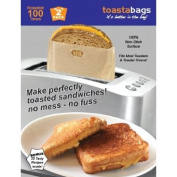 Toastabags Twin Pack, Gold