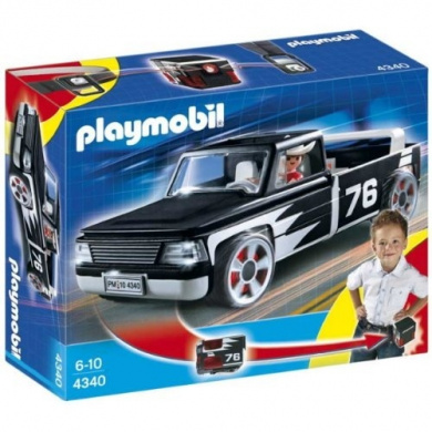 Playmobil 4340 Click and Go Pick-Up Truck