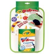 Crayola 98-8635 Dry-Erase Board Set