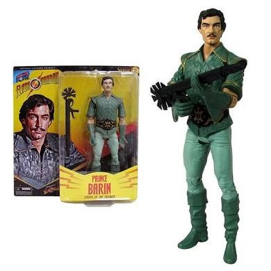 Flash Gordon 18cm Action Figure - Prince Barin