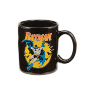Batman Black Ceramic Mug