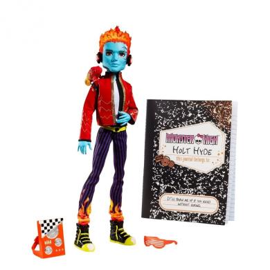 Monster High Doll - Holt Hyde