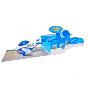 Zhu Zhu Pets Hamster on the Go Playset - Airport/Plane