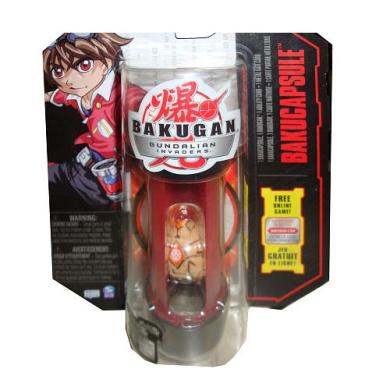 Bakugan Bakucapsule Brown Season 3