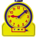 Learning Resources The Primary Time Teacher 12 Hour Learning Clock