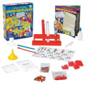 The Young Scientists Club - The Magic School Bus Diving Into Slime, Gel And Goop Science Kit - Multi