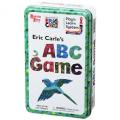 ERIC CARLE'S ABC GAME TRAVEL TIN