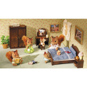 Calico Critters Master Bedroom Playset