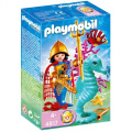 Playmobil Magic Castle Playset - Ocean Prince