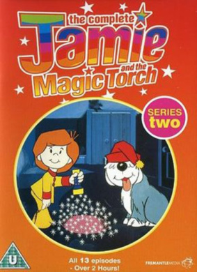 Jamie and the Magic Torch: The Complete Series 2