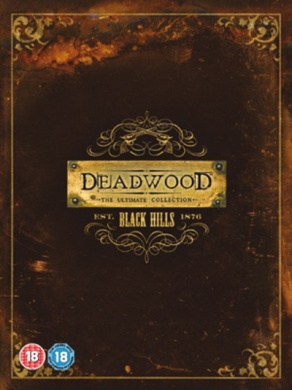 Deadwood: Seasons 1-3