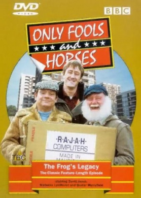 Only Fools and Horses: The Frog's Legacy