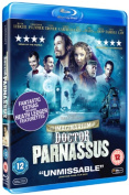 Imaginarium of Doctor Parnassus [Region B] [Blu-ray]