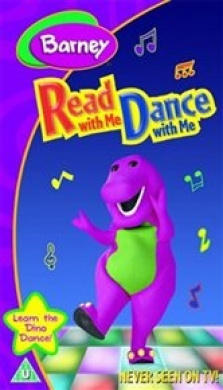 Barney: Read With Me, Dance With Me!