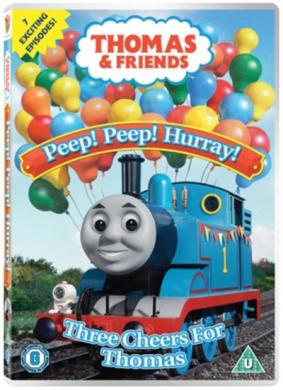 Thomas the Tank Engine and Friends: Peep! Peep! Hurray!