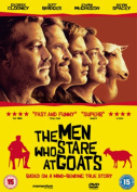 The Men Who Stare at Goats [Region 2]