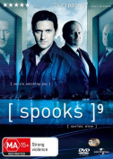 Spooks: The Complete Season 9 [Region 4]