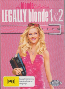 The Blonde Collection, - Legally Blonde 1 & 2  [2 Discs] [Region 4]