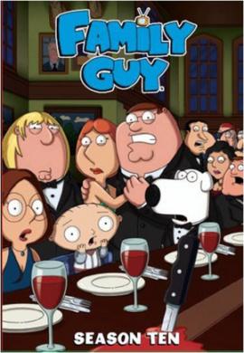 Family Guy: Season 10