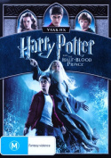 Harry Potter and The Half Blood Prince DVD  [Region 4]