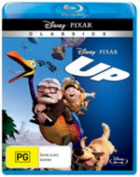 Up  [2 Discs] [Region B] [Blu-ray]
