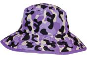 Banz Reversible Sunhat Camo Purple