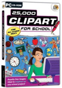 25,000 ClipArt for School
