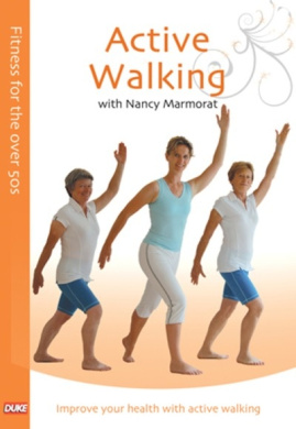 Fitness for the Over 50s: Active Walking