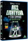 Buzz Lightyear of Star Command - The Adventure Begins [Region 2]