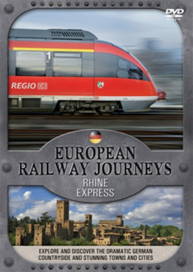 European Railway Journeys: The Rhine Express