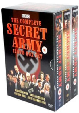 Secret Army: The Complete Series 1-3