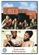 The Gods Must Be Crazy 1 and 2 [Region 2]