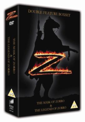 Mask of Zorro/The Legend of Zorro