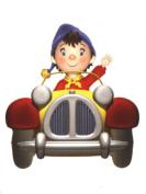 Noddy: Noddy and the New Taxi [Region 2]