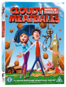 Cloudy With a Chance of Meatballs [Region 2]