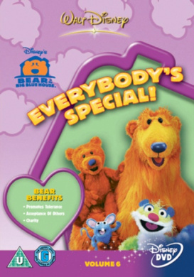 Bear in the Big Blue House: Everbody's Special