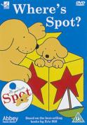 Spot: Where's Spot? [Region 2]