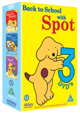 Spot: Back to School With Spot