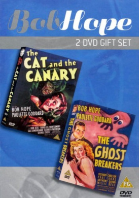 The Ghostbreakers/The Cat and the Canary