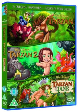 Tarzan/Tarzan 2/Tarzan and Jane (Disney)